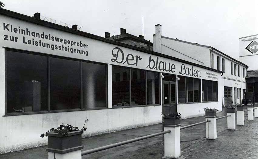 Unternehmensgeschichte Bernh. Müller KG